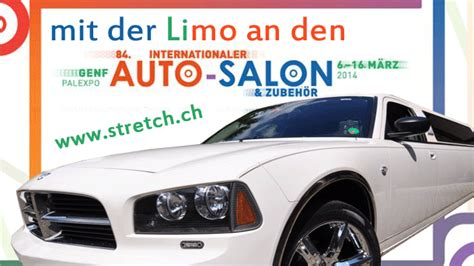 Auto Mieten Genf by Automobilsalon Genf Limousinen Mieten Oldtimer Mieten