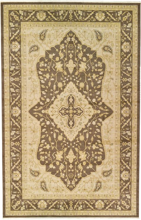 asian style rugs style rugs traditional carpet brown 10 5 x 16 4 heritage rug ebay