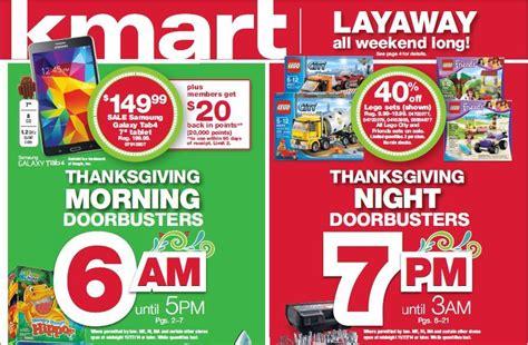 weekly ads weekly ad for kmart target walmart kohls kmart black friday ad 2014 frugal living nw