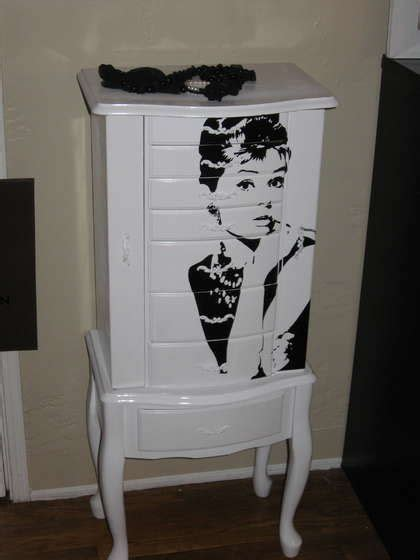 jewelry armoire makeover modern jewelry armoire makover armoire makeover jewelry