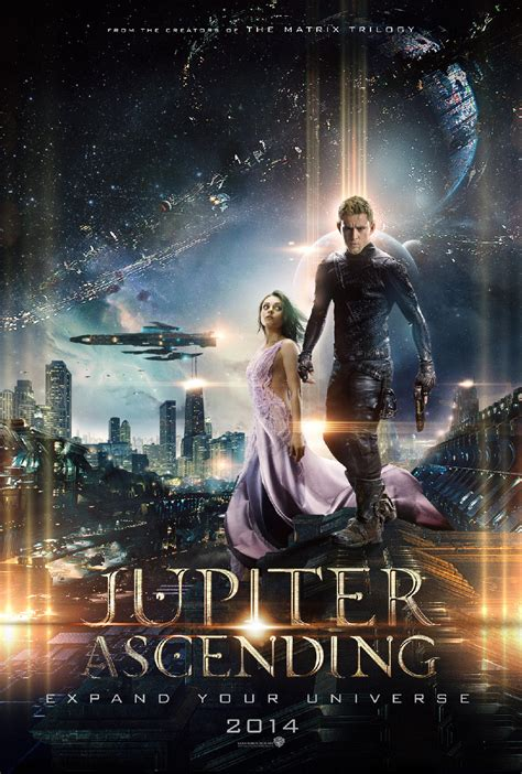 Film Streaming Jupiter | poster jupiter le destin de l univers mila kunis et