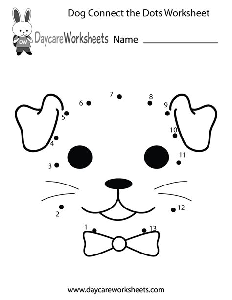 join the dots worksheets for nursery preschoolers can connect the dots to make a in this