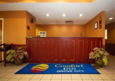 comfort inn grove city ohio comfort inn updated 2018 hotel reviews price