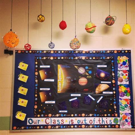 Solar System Decorations by Solar System Classroom Decorations Bulletin Boards Page 2 Pics About Space