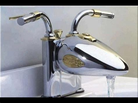 motorcycle bathroom faucet harley faucet for those who love the brand here is a
