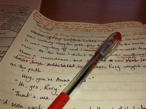writing on paper writing with pen and paper blacktop