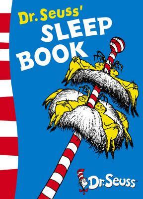 dr seusss sleep book 0007169930 dr seuss yellow back book by dr seuss 978000716993