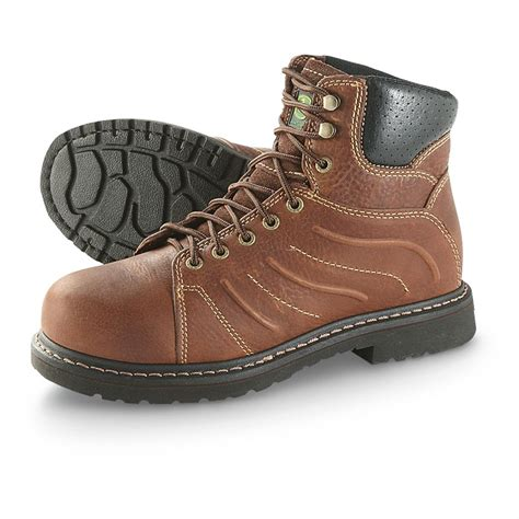 deere work boots for deere s 6 quot wct work boots 641297 work boots at