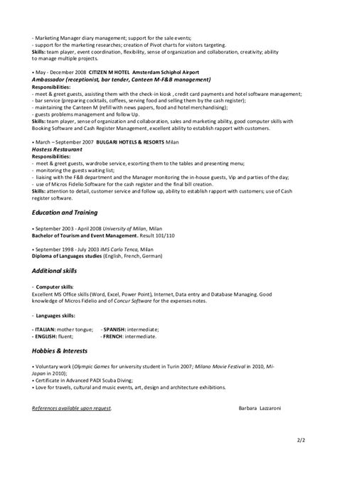 Team Player Resume by Resume Skills Team Player Resume Ideas