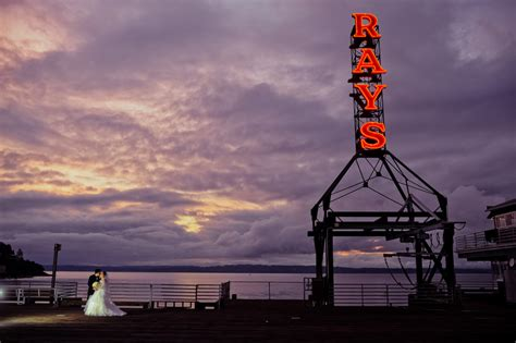 rays boat house aaron dona ray s boathouse wedding jerome tso seattle portland wedding