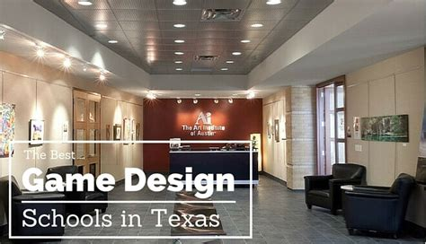Game Design Schools In Texas | 11 colleges for game development in texas top rated programs