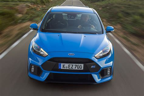 Focus Rs Engine Noise by Ford Believe Artificial Sounds Are Going To Save Fuel Costs