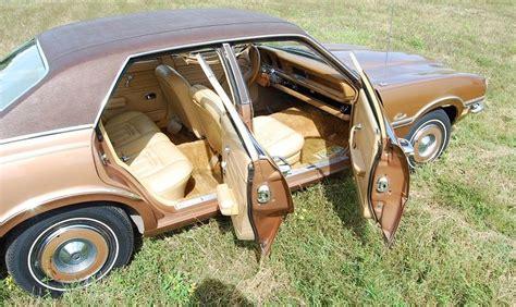 1972 mercury comet classic 4 door sedan original paint