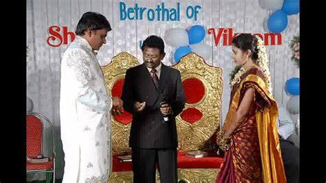 Wedding Background Songs Telugu by Telugu Christian Wedding Song Vikram Kumar Weds Anusha