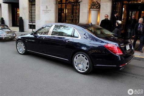 mercedes maybach 2010 mercedes maybach s600 5 november 2016 autogespot