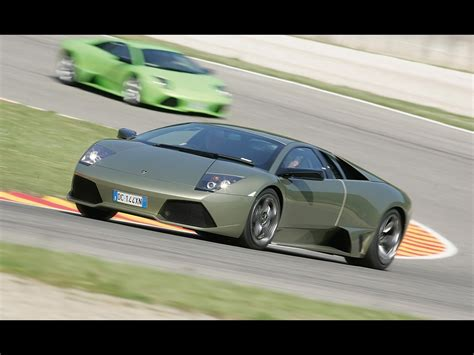 Lamborghini Murcielago LP640   Green Duo Speed   1280x960