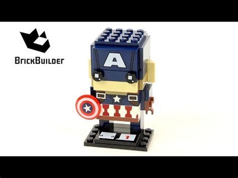 Termurah Lego Brickheadz 41589 Captain America lego brickheadz 41589 pas cher captain america