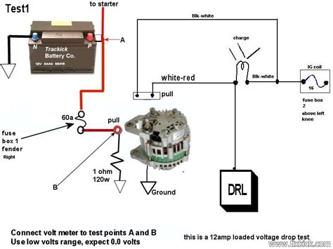 test diode in alternator delco alternator diode test 28 images 12327 by delco remy rmfd alternator figure 3 41