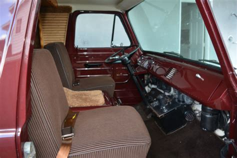 old car repair manuals 2005 ford e250 interior lighting ford econoline custom interior