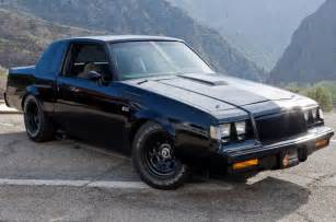 Pontiac Grand National 1987 Buick Grand National Pictures Cargurus