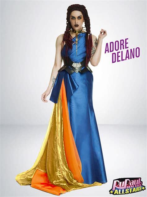 Adore Delano Detox by Rupaul S All Drag Race Season 2 Cast Photos The