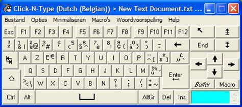 belgian keyboard layout click n type language packs