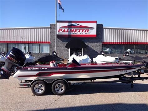 palmetto boat center greenville south carolina used 2016 skeeter zx 250 for sale in greenville south