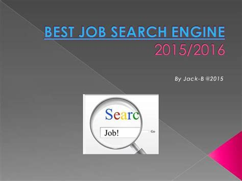 best search engine 2015 2016 authorstream