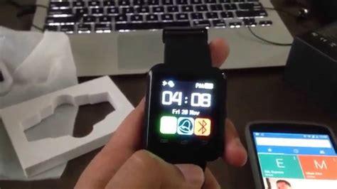 Unique Smartwatch Maxstyle Executive U8 For Ios And Android 7 smartwatch murah terbaru 2017 beli gadget
