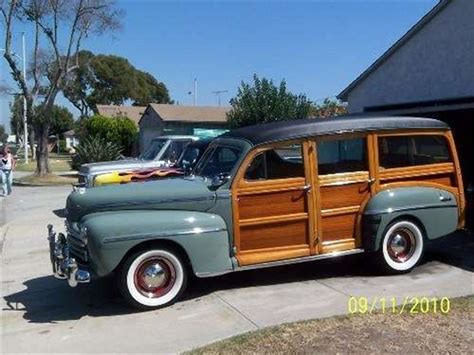 1948 ford woody wagon for sale classiccars cc 839150