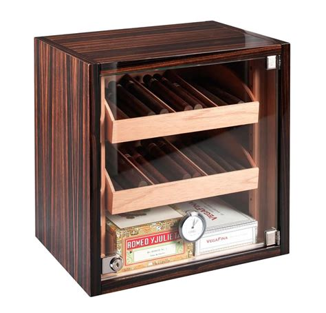 cigar humidity humidified cigar cabinet suitable for tobacco idfdesign