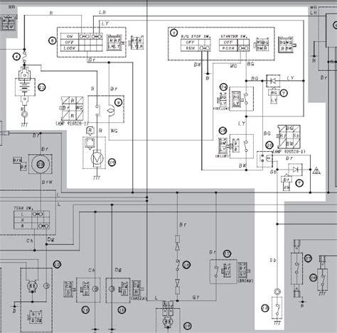 wiring diagram yamaha tzr wiring diagram and schematics