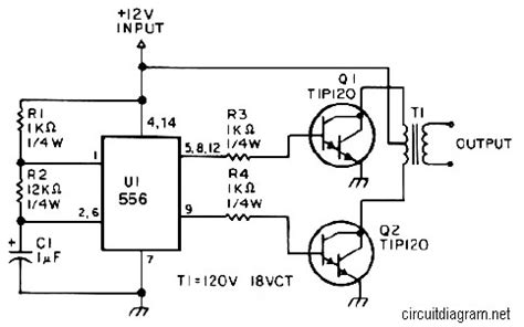 free schematic diagram at www circuitdiagram net