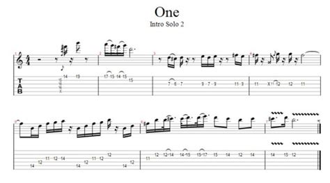 nothing else matters guitar pro one metallica free guitar pro tab