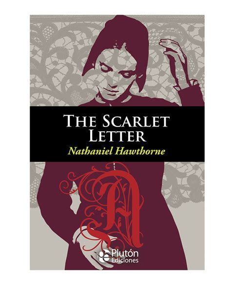 The Scarlet Letter the scarlet letter by nathaniel hawthorne tienda de