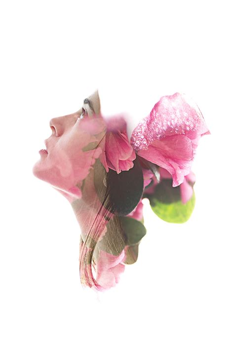 double exposure with flower tutorial 10 amazing exles of double exposure photography