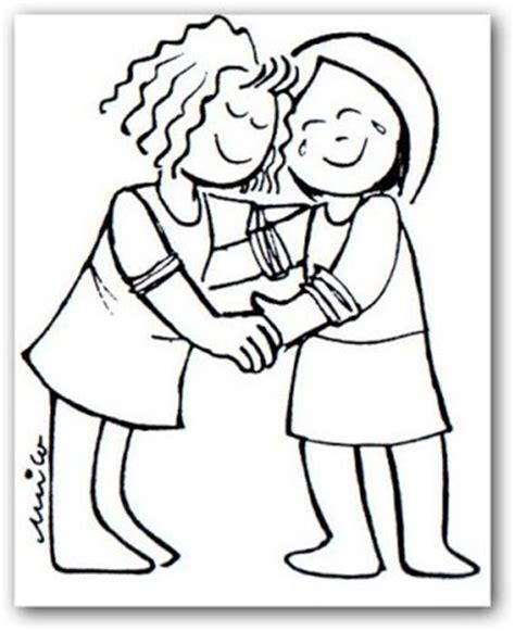 imagenes de amor y amistad a blanco y negro dibujos para colorear para ni 241 os