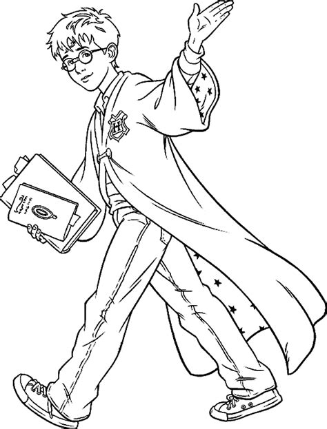 harry potter owl coloring pages free coloring pages of harry potter hedwig owl
