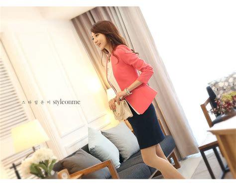 Blazer Wanita Korea blazer wanita korea style cantik model terbaru