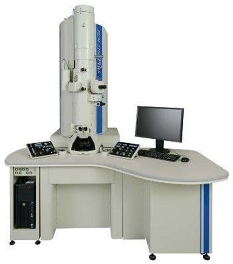 jeol usa jem  transmission electron microscope