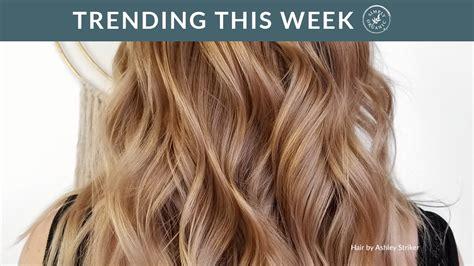 trending hair color trending hair colors this week vol 78 simply organic