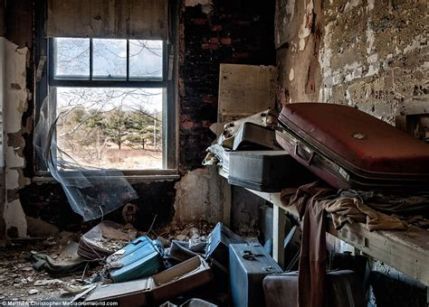 abandoned america the age american photographer matthew christopher captures the past glories of the us daily mail online