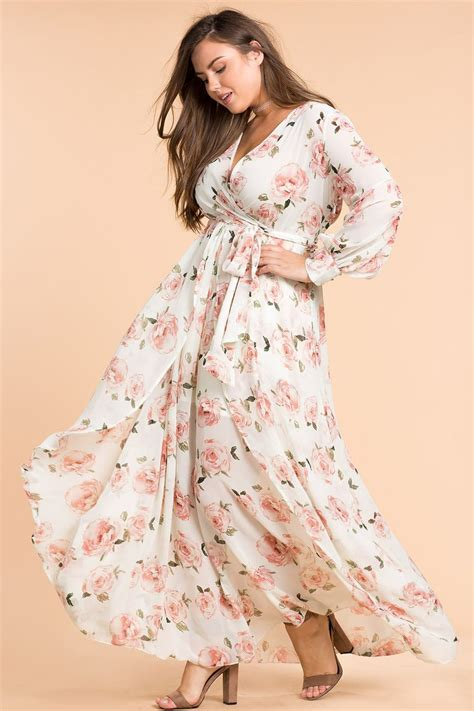 Summer Big Size 25 best ideas about plus size maxi on plus