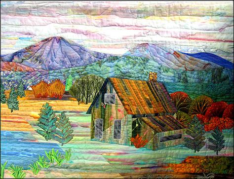 National Quilt Show by Quot Autumn At The Cabin Quot Denver National Quilt Show Flickr