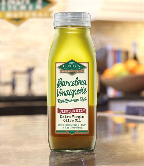 S Kitchen Dressing Reviews by S Kitchen Product Barcelona Vinaigrette