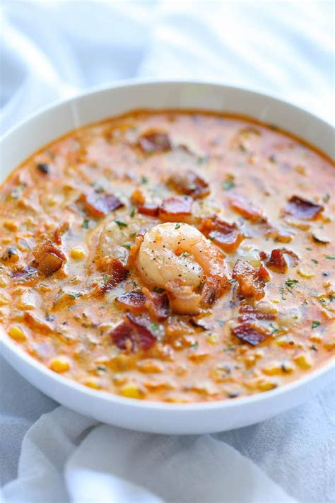 Shrimp And Corn Chowder by Shrimp And Corn Chowder Recipe Last Crushed