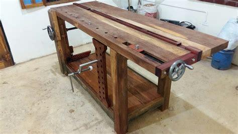 banco de carpinteria banco de carpinter 237 a en madera carr 225 taller de