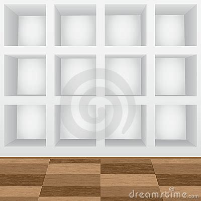 immagini mensole parete mensole nella parete fotografia stock immagine 24245022