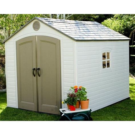 Lifetime Outdoor Storage Shed Reviews by 25 Beste Idee 235 N Plastic Storage Sheds Op