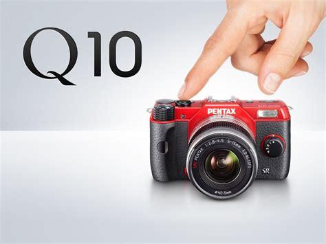 Kamera Mirrorless Pentax Q10 pentax ricoh perkenalkan q10 kamera mirrorless termungil di dunia yangcanggih